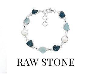 Rough Stone Bracelets